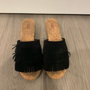 Ugg Brand Finge wedges